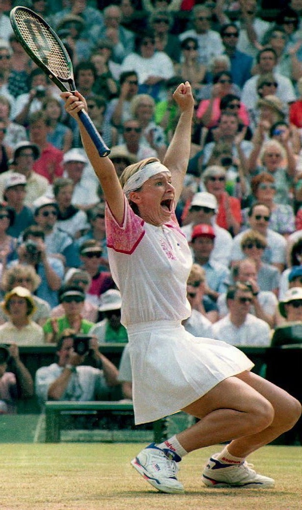 Czechs Shocked by Death of Tennis Star and Former Wimbledon Champion Jana Novotna - Czech Points