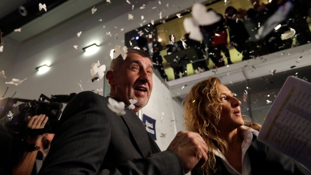 Andrej Babis - Wins 2nd Place in Richest Man Contest - Czech Points