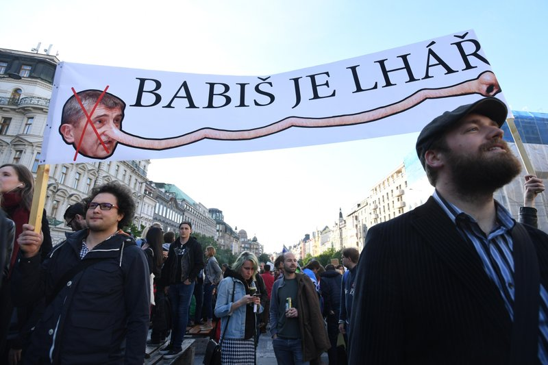 Police Pursue Babis and Pavel Ruzicka (ANO) - Request Immunity be Revoked - Czech Points