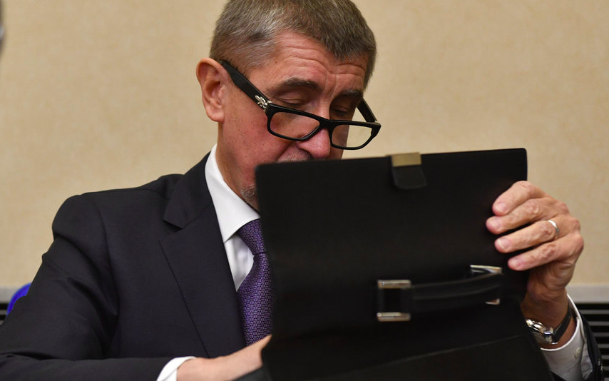 Babis Struggles to Find Allies for Minority Government - Czech Points