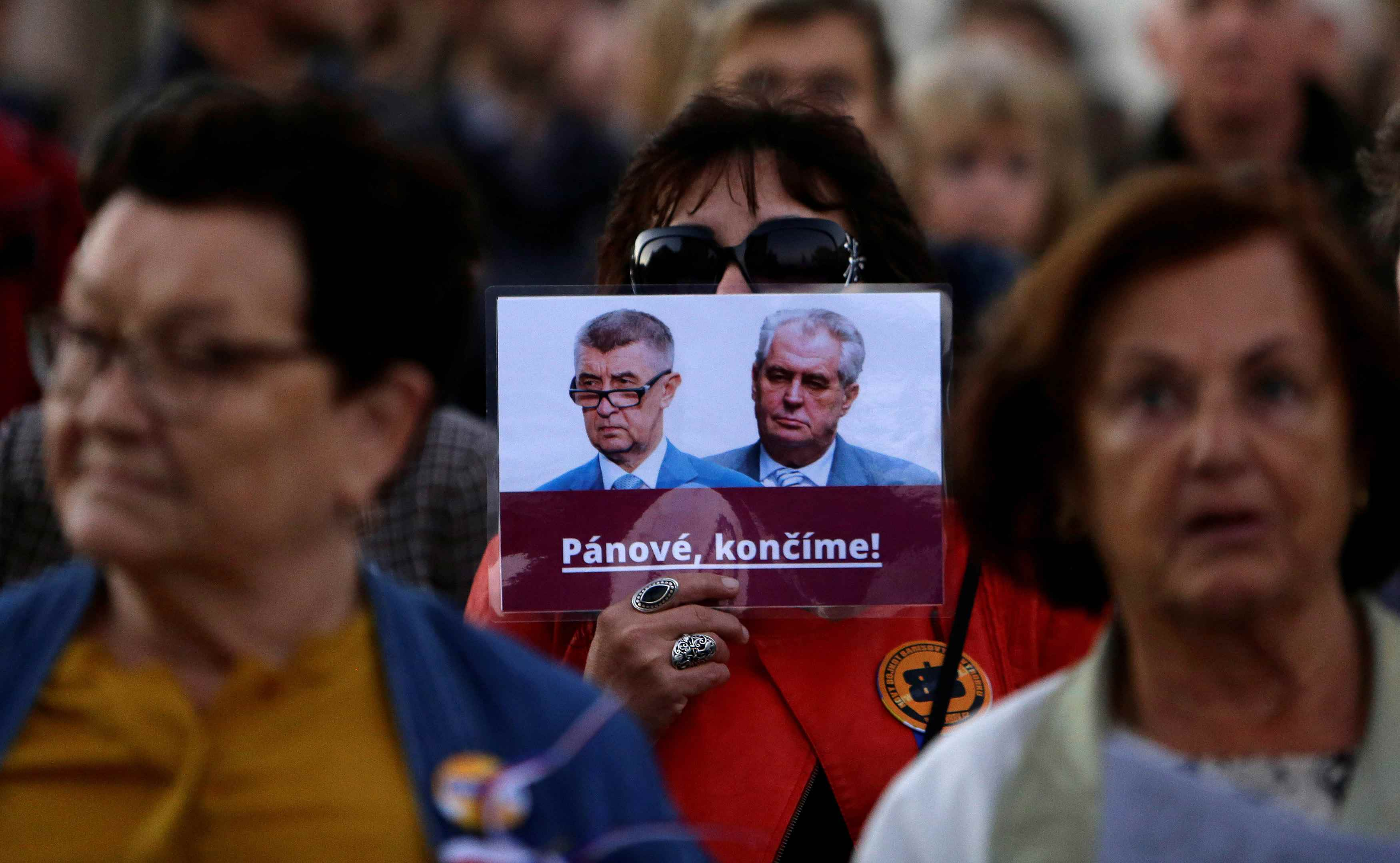 ODS Opposes Babis's Populist Minority Government - Czech Points