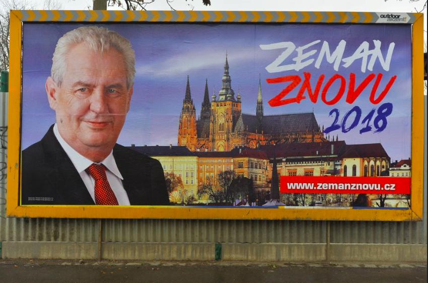 The Never Ending Lies of Milos Zeman - Czech Points