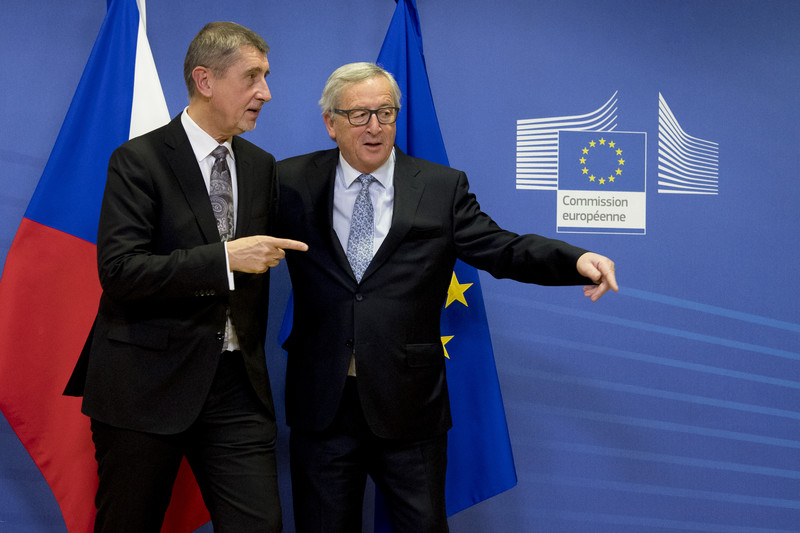 Babiš the Euroskeptic Declares Support for EU in Brussels. Can he have it both ways? - Czech Points