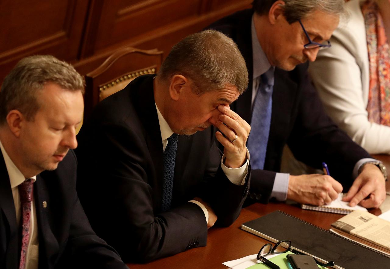 Babis Loses Confidence Vote - Will Resign - Czech Points