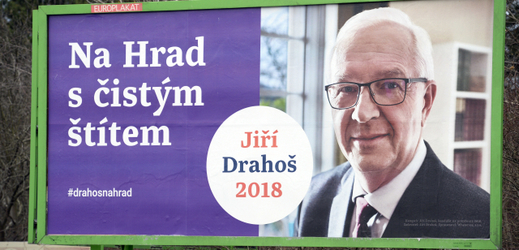 Drahos Takes Over Horacek's Billboards with