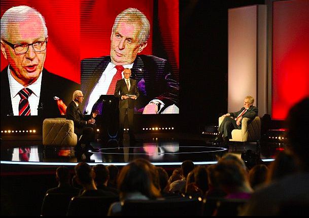 Drahos Judges Debate: Unpresidential - Czech Points