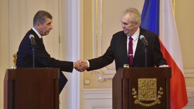Zeman Lets Babis Off the Hook - 101 Signatures Not Required if Zeman Loses Election - Czech Points