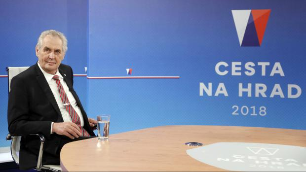 Zeman Can't Help Himself - Lies 9 Times on Nova TV Says Fact Checker - Czech Points