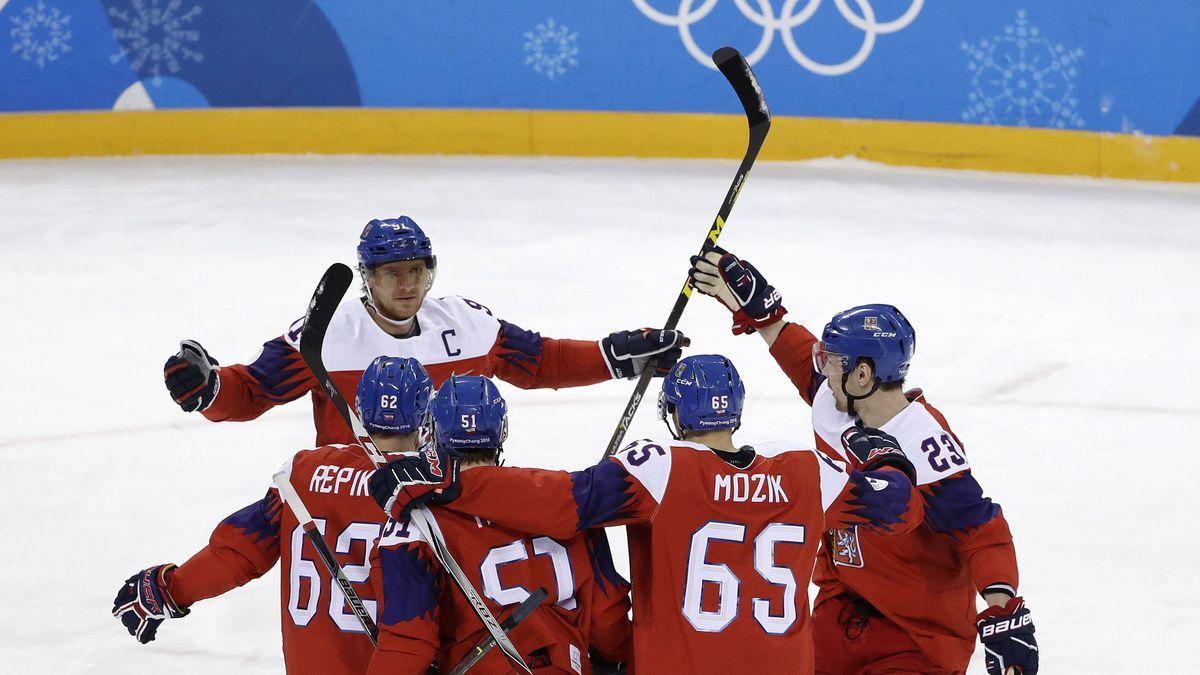 Team Czechia Advances to Quarterfinals: Defeats Switzerland 4-1 - Czech Points