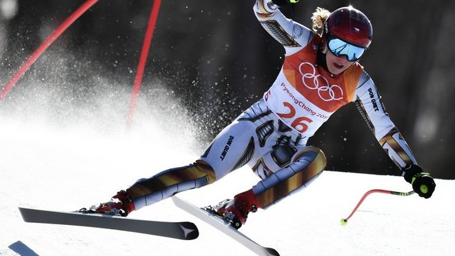 Ester Ledecka Will Carry Czech Flag At Olympic Closing Ceremony - Czech Points