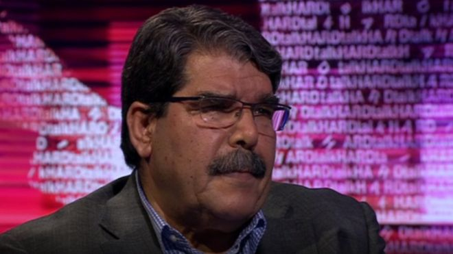 Saleh Muslim Former PYD Leader Detained By Prague Police - Czech Points