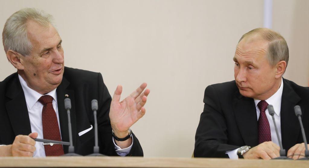 President Milos Zeman: Orders Justice Minister To Send Hacker Nikulin To Russia - Czech Points
