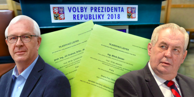 Court to Rule on Complaints of Presidential Election Fraud - Czech Points
