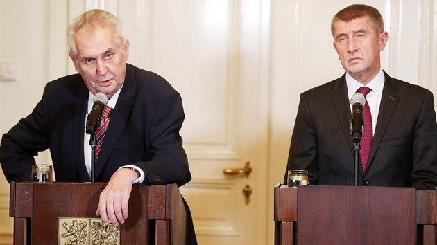 President Zeman Gives Andrej Babis Deadline To Form Government - Czech Points