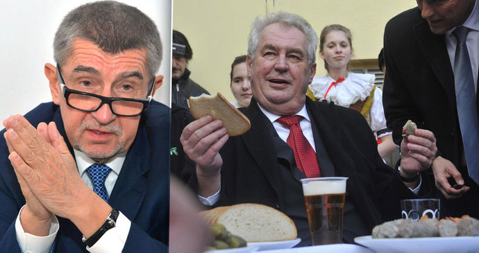 PM Andrej Babis, President Zeman to discuss efforts to form Government - Czech Points