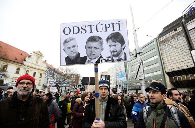 Journalist Jan Kuciak's Murder Brings Down Prime Minister Fico - Czech Points