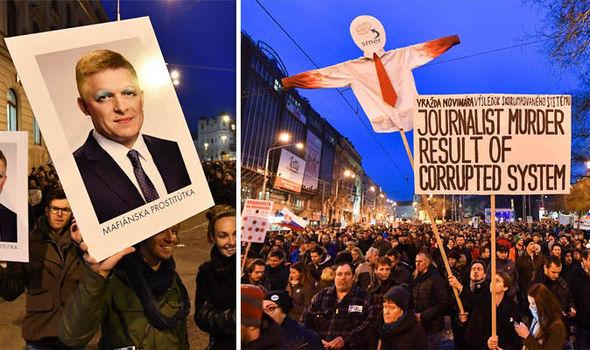 Slovak PM Fico won't survive fallout from murder of journalist Jan Kuciak - Czech Points