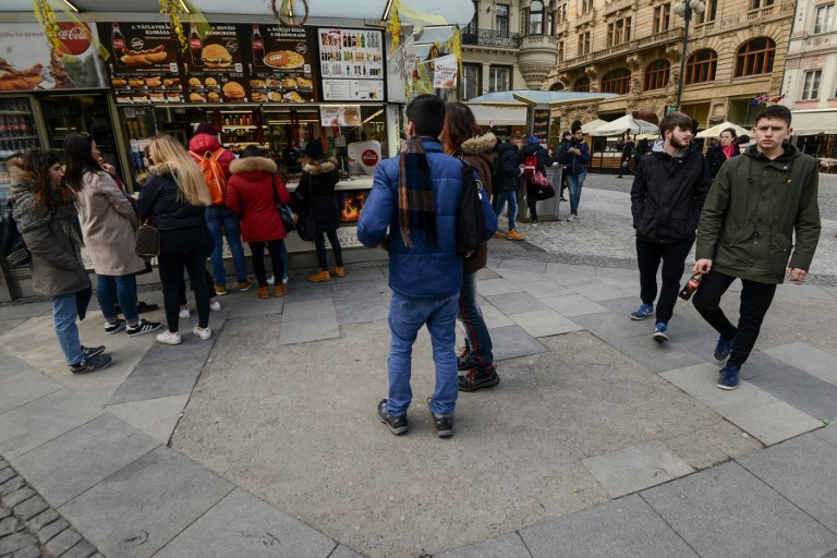 Prague to remove stolen Jewish tombstones from Wenceslas Square - Czech Points