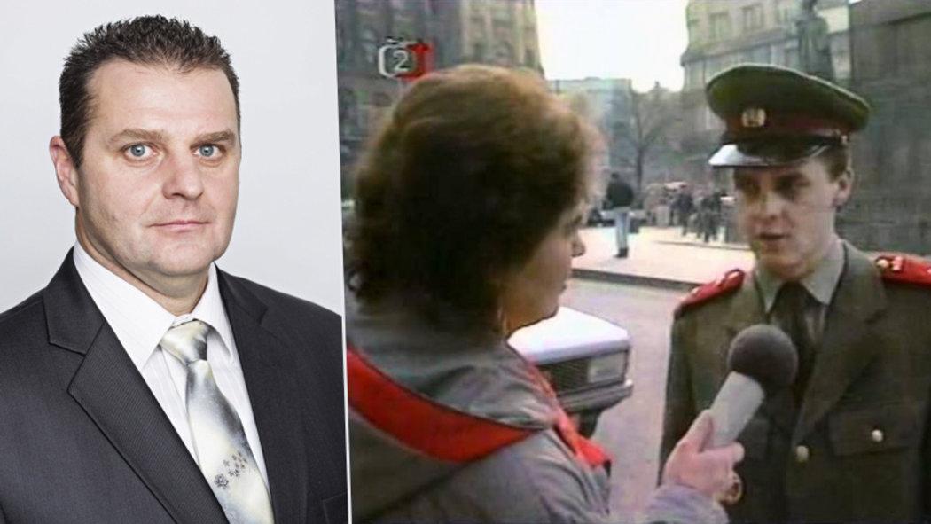 Commie Riot Cop MP Zdeněk Ondráček Resigns Amid Protests - Czech Points