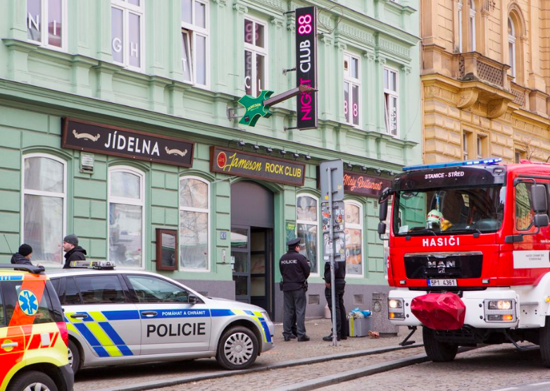 Horror in Plzen! Acid Attack on Erotic Nightclub Injures 5! - Czech Points