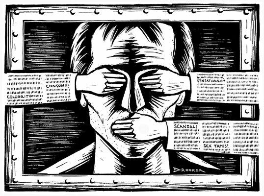 Slovak Journalists Attack RTVS Over Censorship - Czech Points