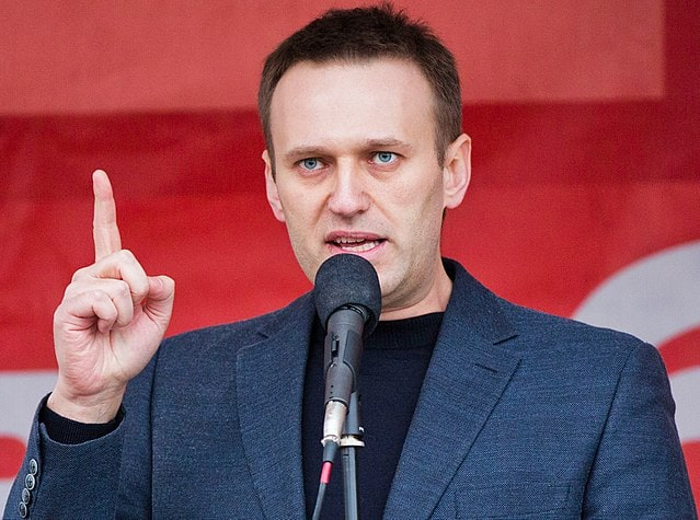 Russian opposition leader Alexei Navalny sentenced to 2.5 years in prison - Czech Points