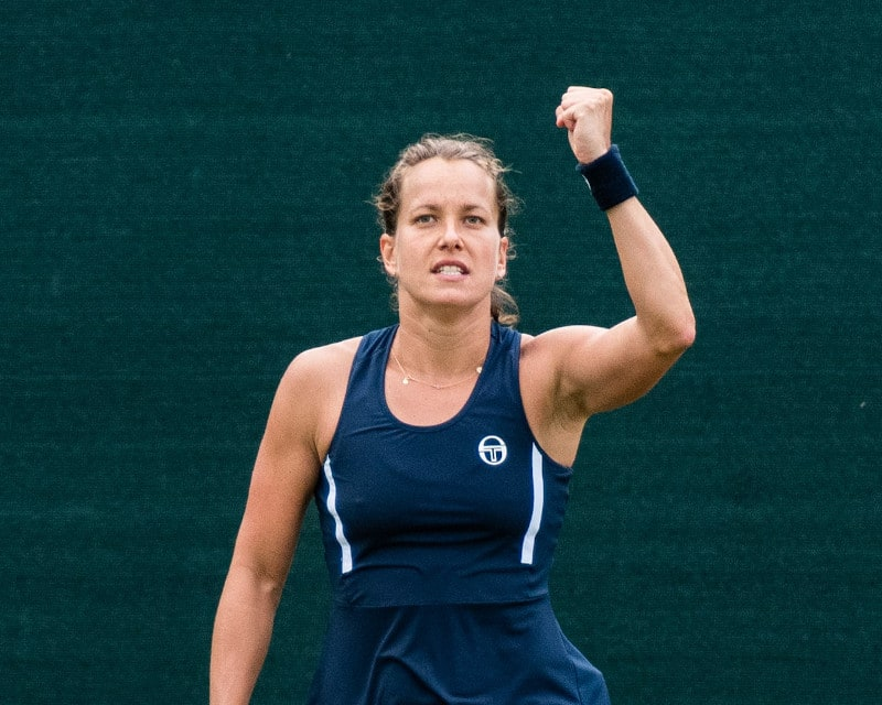Barbora Strýcová bows out of US Open citing coronavirus concerns - Czech Points