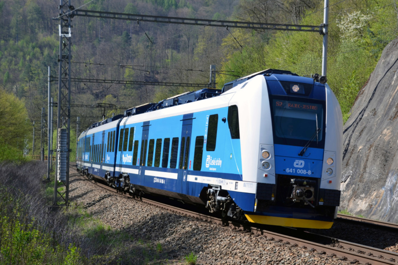 Railway Safety Commission wants to improve local lines - Czech Points