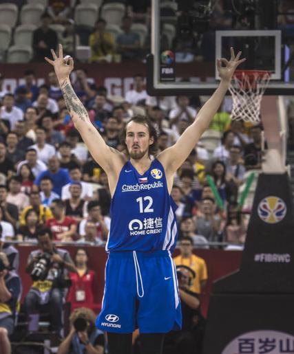 National basketball team defeats Japan at World Cup - Czech Points