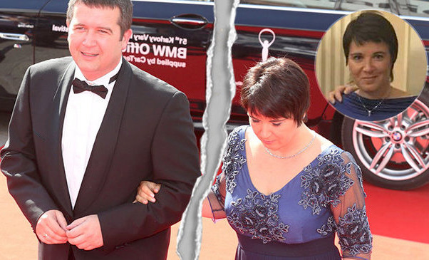 Jan Hamacek splits from wife Kamila after 13 years of marriage - Czech Points