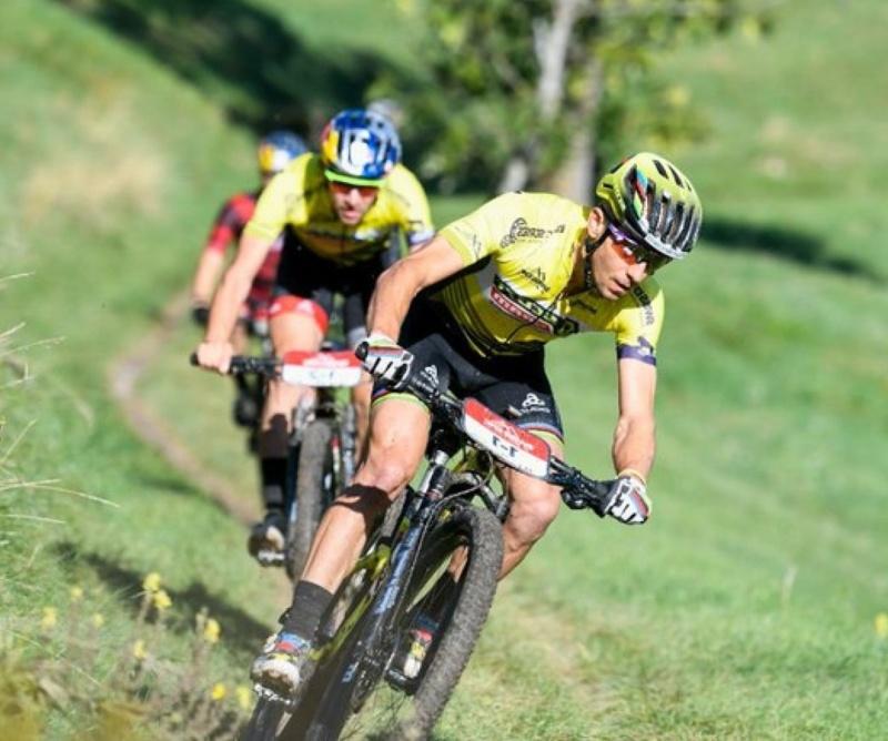 Hynek and Stošek win Swiss Epic stage 2 - Czech Points