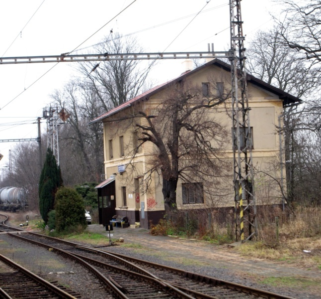 Two injured after train derails in Mstětice - Czech Points