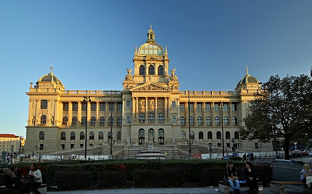 National Museum launches online exhibits - Czech Points