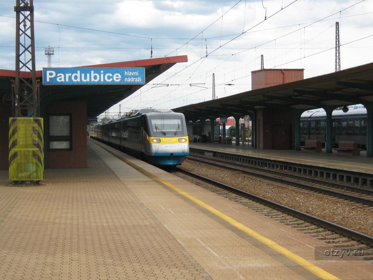 Správa železnic approves CZK 5B tender to upgrade rail in Pardubice - Czech Points