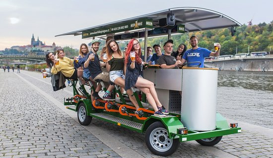 Prague beer bike ban set to expire - Czech Points