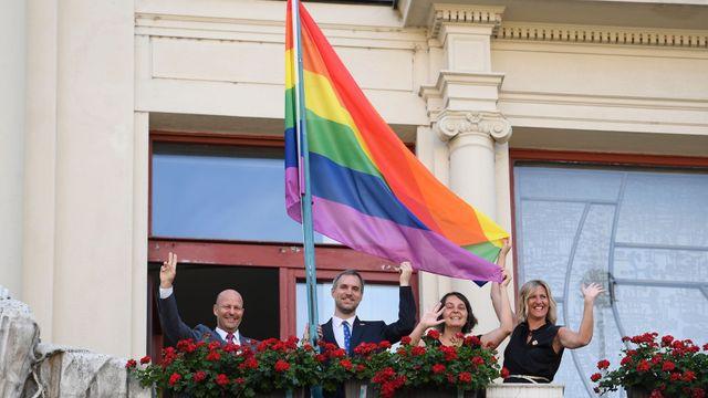 9th annual Prague Pride Festival kicks off - Czech Points