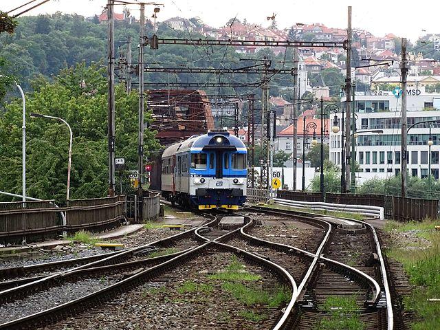 One dead in Prague train accident - Czech Points