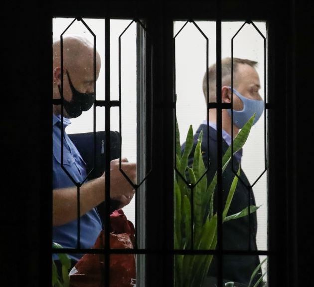 Russian investigators want Safronov to divulge his sources - Czech Points
