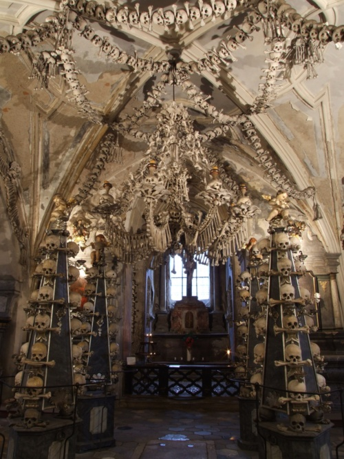 Sedlec Ossuary aka 'Church of Bones' bans selfies - Czech Points