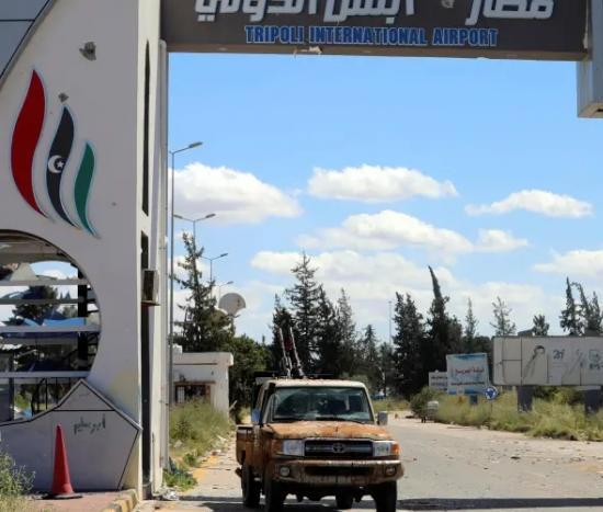 Government closing embassy in Libya over security concerns - Czech Points