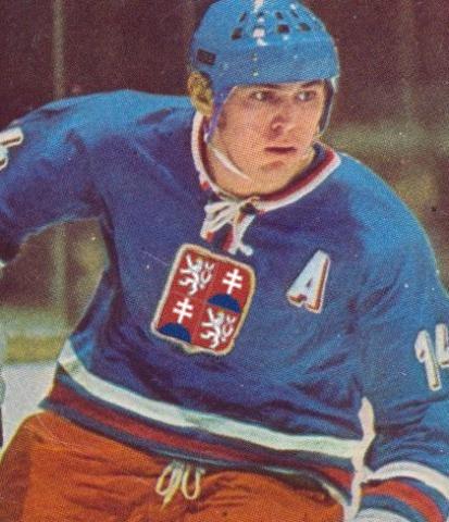 Václav Nedomanský elected to NHL Hall of Fame - Czech Points