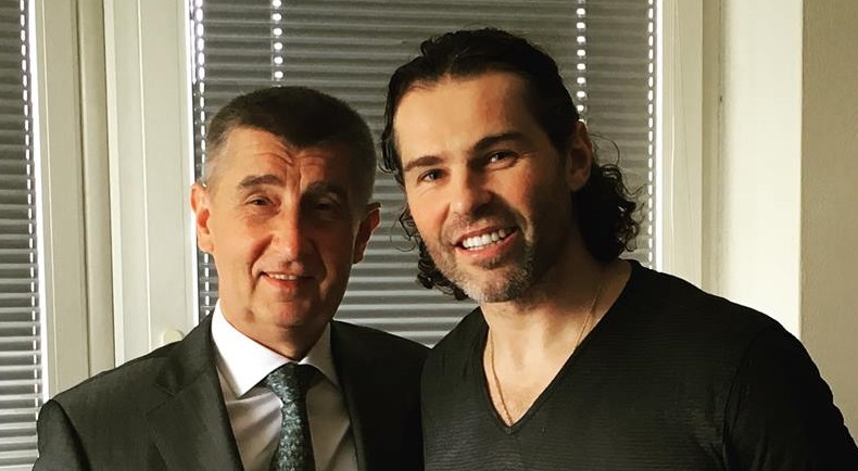 Jagr rejects Babis's offer to be face of Czech vax campaign - Czech Points