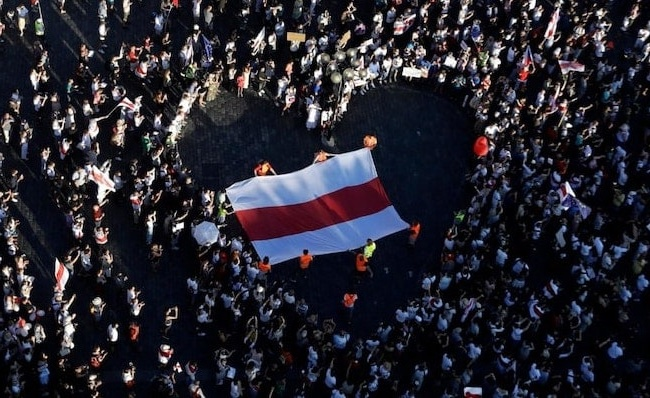 Belarus threatens to use firearms against protestors - Czech Points