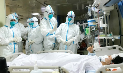 Ministry Report: China using pandemic to divide the West - Czech Points