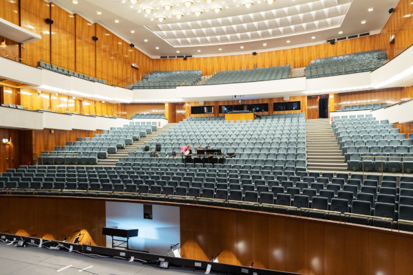 Brno Philharmonic bans audience over coronavirus - Czech Points