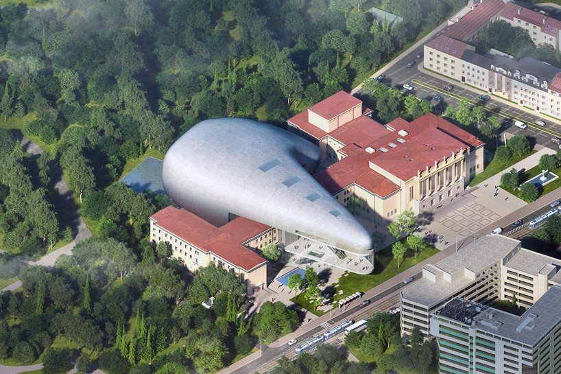New Ostrava concert hall design revealed - Czech Points