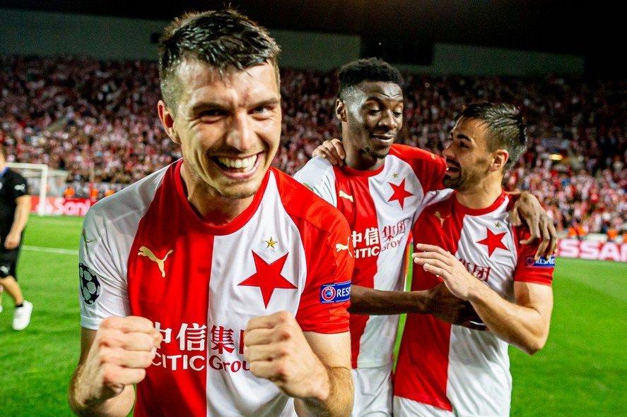 Slavia Prague win third straight Czech league title - Czech Points