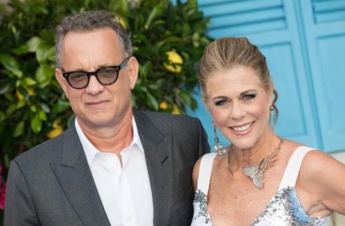 Tom Hanks and Rita Wilson test positive for coronavirus - Czech Points