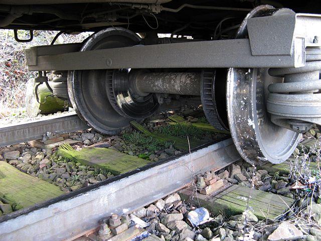 Train derails in Prague, no one injured - Czech Points